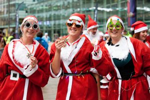 Fancy a Jingle Bell Jog? (c) Sports Tours International