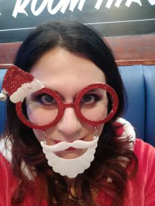 The night I went undercover as Santa, in the name of journalism right?