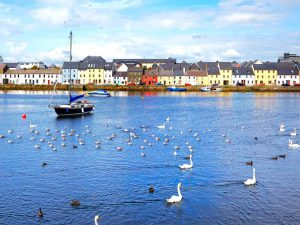 Galway is a holiday haven on the West Coast of Ireland