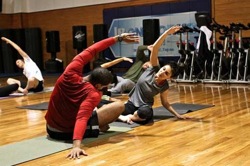 Social Circle: Fitness