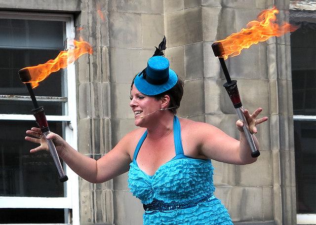 All INC Edinburgh Fringe