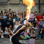 Edinburgh Festival Weekend
