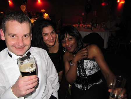 Manchester Social Events New Year