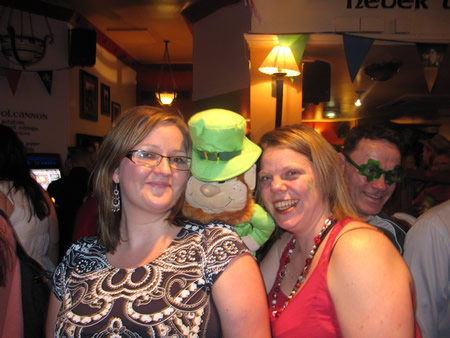 Manchester Events St Patricks Day