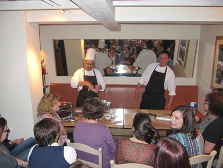 Manchester Events - Pasta Making Class