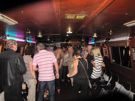 Whats on in Manchester Barge Mingle Party