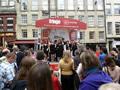Manchester travel Edinburgh Fringe Festival