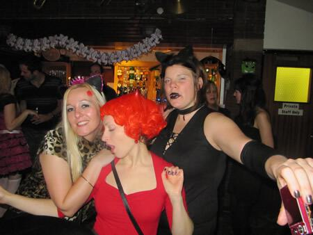 Manchester Events Halloween Party