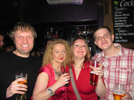 Manchester social events