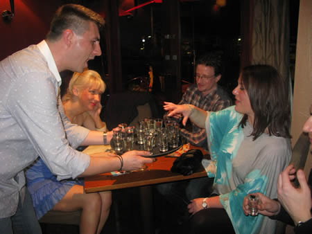 Manchester socialising mingle party