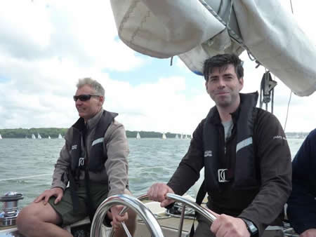 Activities in Manchester - Sailing