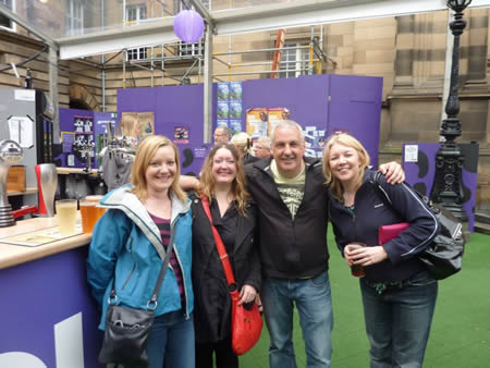 Manchester Social Weekend Away Edinburgh Fringe Festival