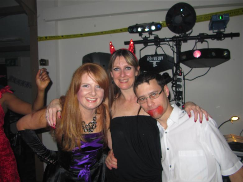events in manchester halloween party