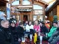 Manchester skiing group holiday