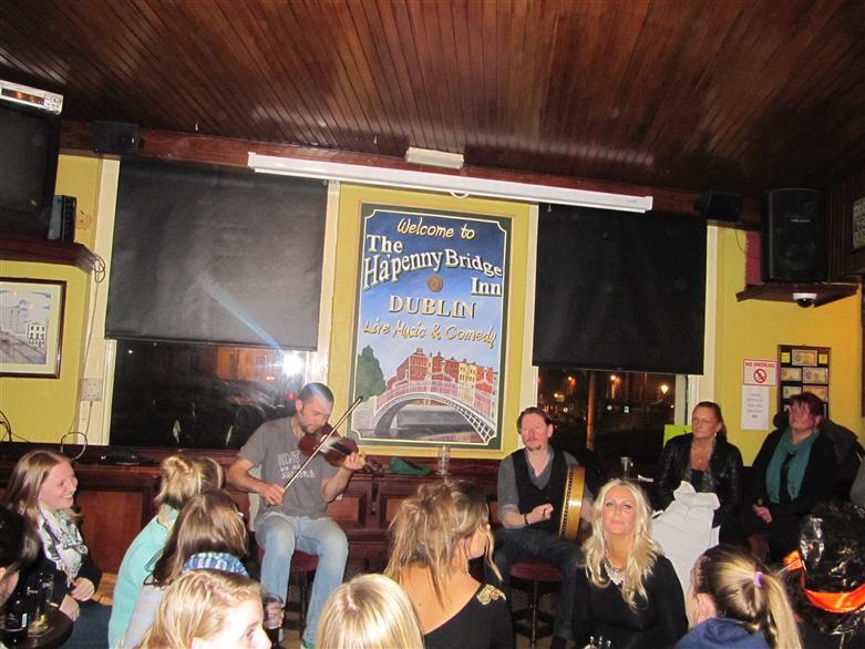 Manchester social group Dublin trip