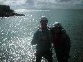 Manchester adventure coasteering