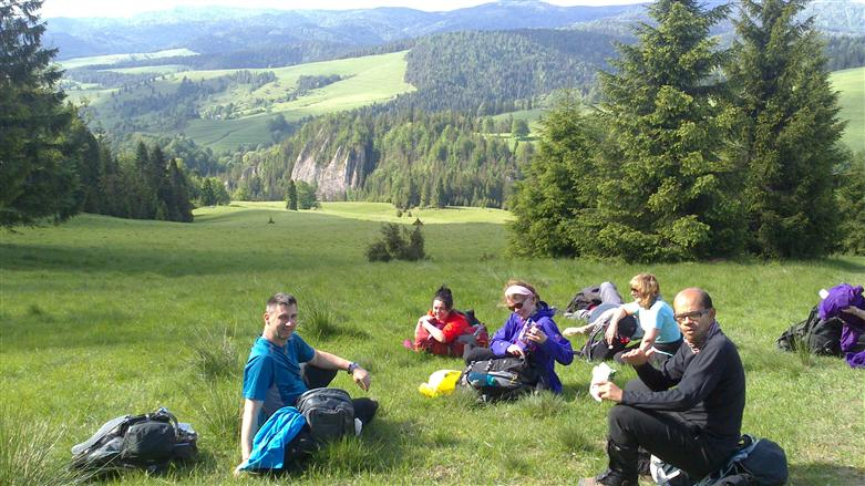 Manchester group holidays Poland