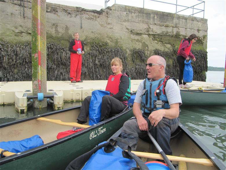 Manchester activities canoeing