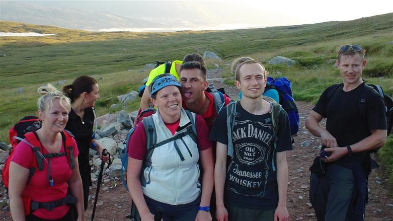 Manchester Activities Three Peaks Challenge