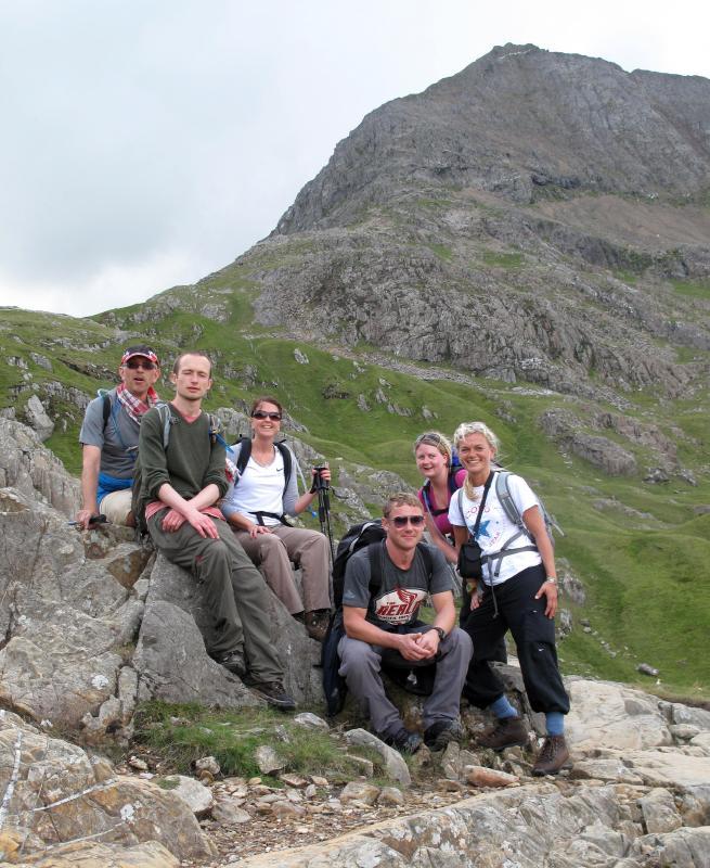 Manchester Adventure 3 Peaks Challenge