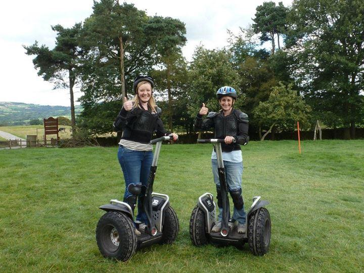 manchester activity group segway safari