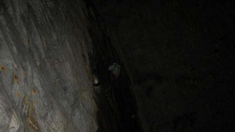 manchester caving