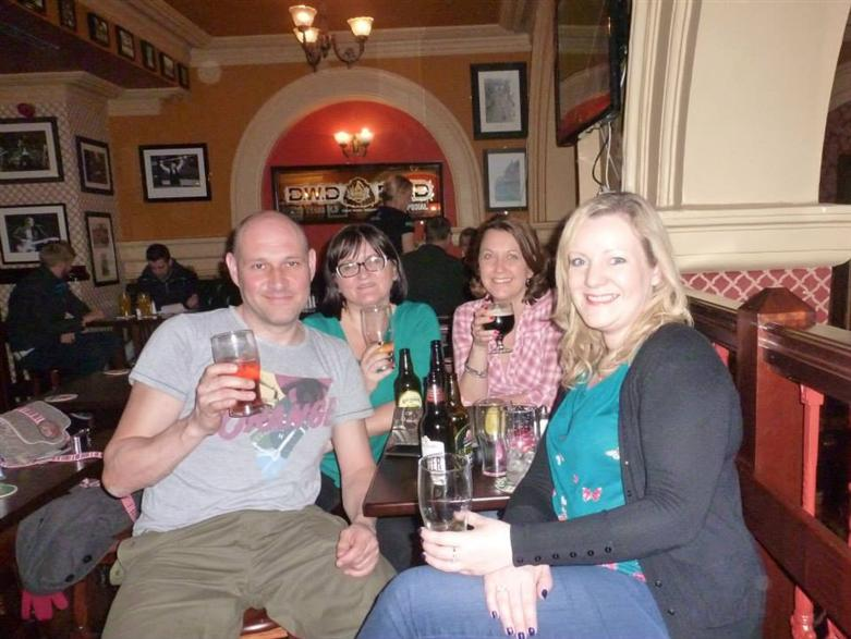 Manchester Social Group Dublin Weekend