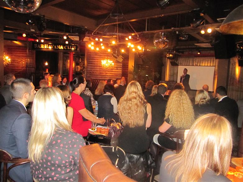 Manchester staff benefits networking event