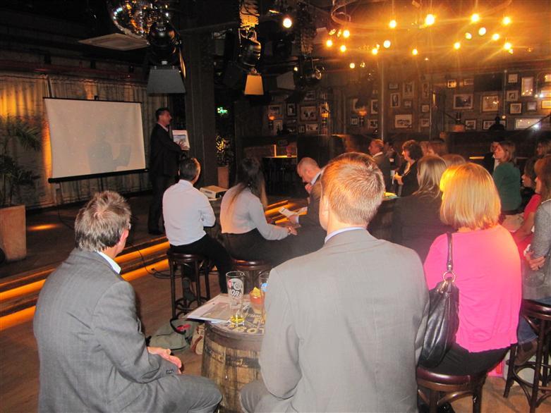 Manchester staff benefits networking event
