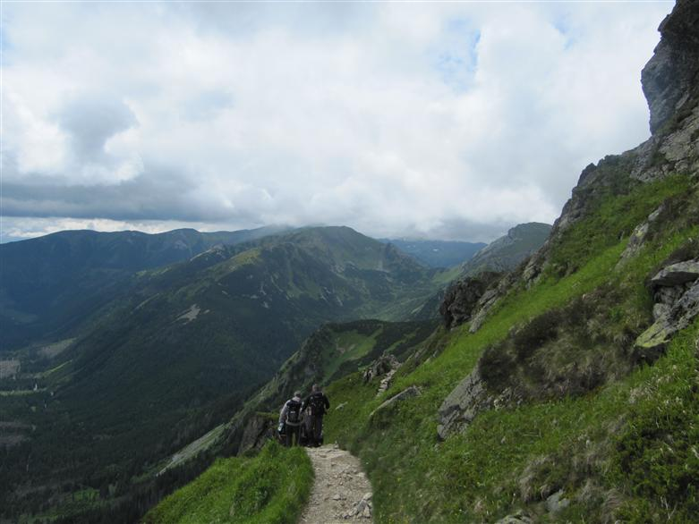 Poland Tatras. Walking In Poland. 17