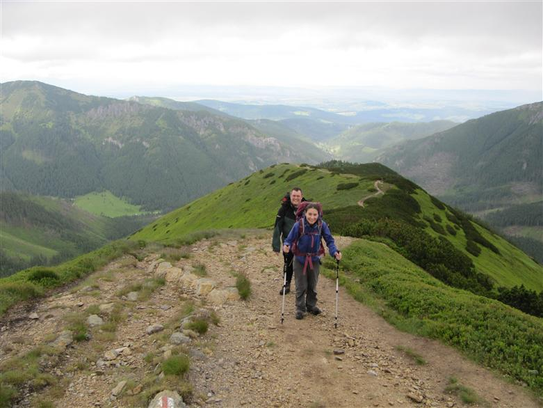 Poland Tatras. Walking In Poland. 51