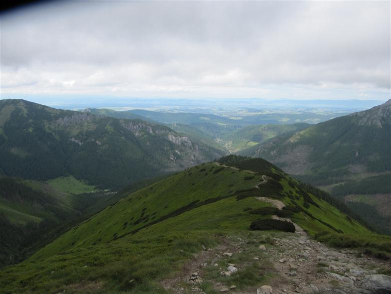 Poland Tatras. Walking In Poland. 54