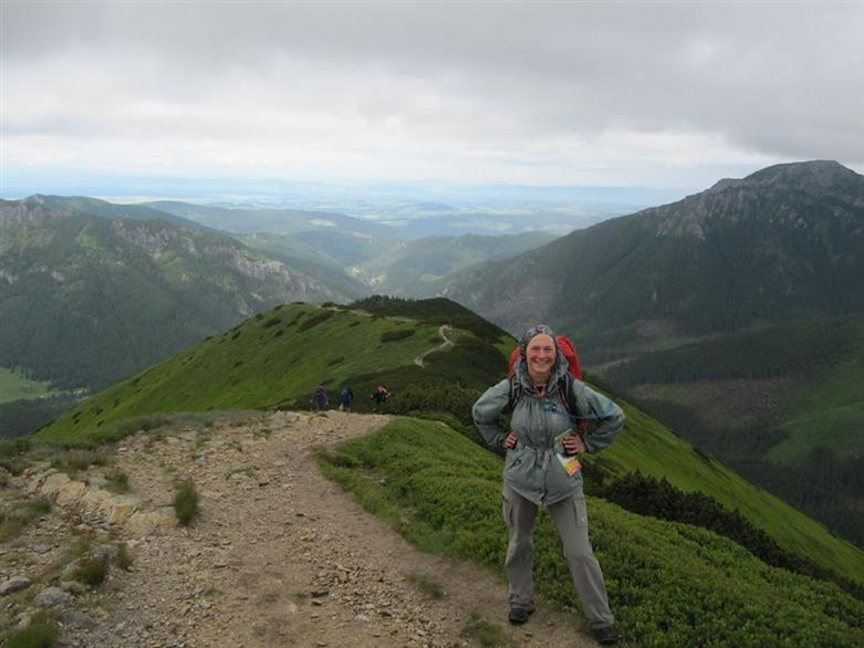Poland Tatras. Walking In Poland. 68
