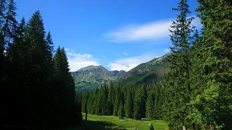 Poland Tatras. Walking In Poland. 69