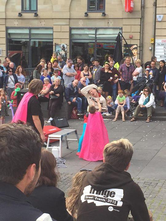 manchester weekends away edinburgh fringe 2015