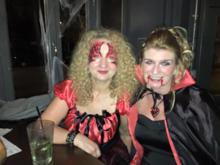 events manchester halloween night