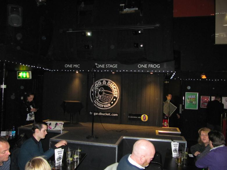 manchester social events comedy night