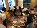 manchester cookery classes pizza making experience