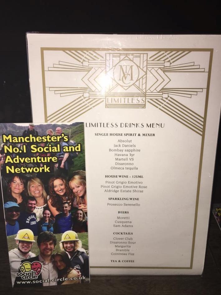Manchester Events VIP Night Milton Club
