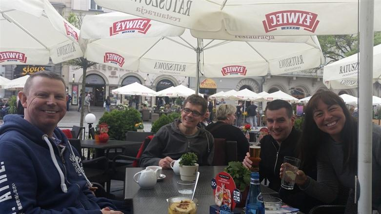 manchester group holidays krakow