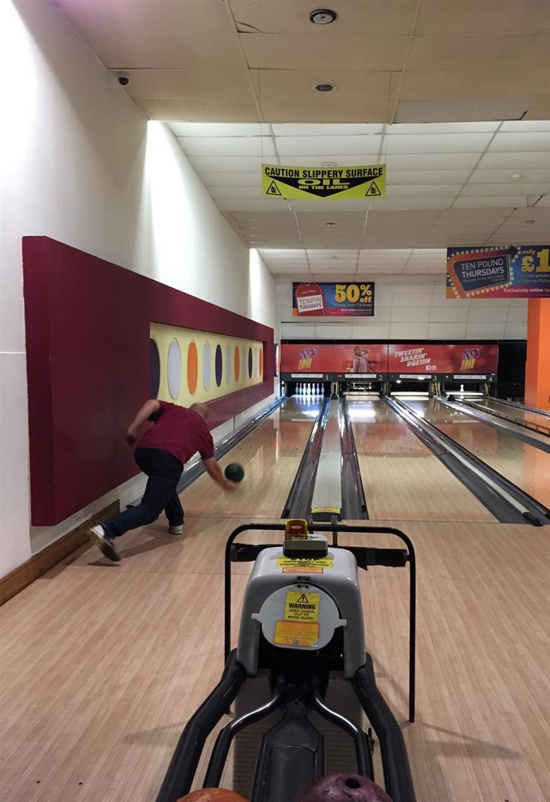 manchester activities ten pin bowling