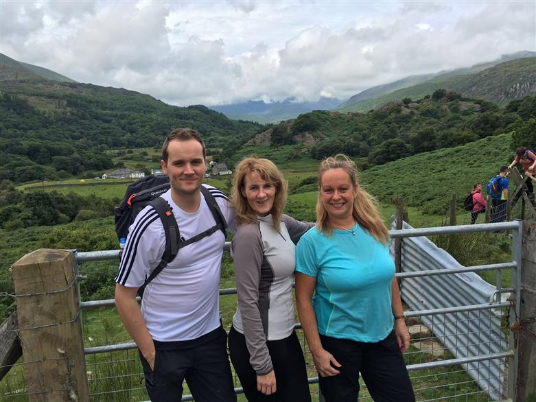 manchester weekends away snowdonia