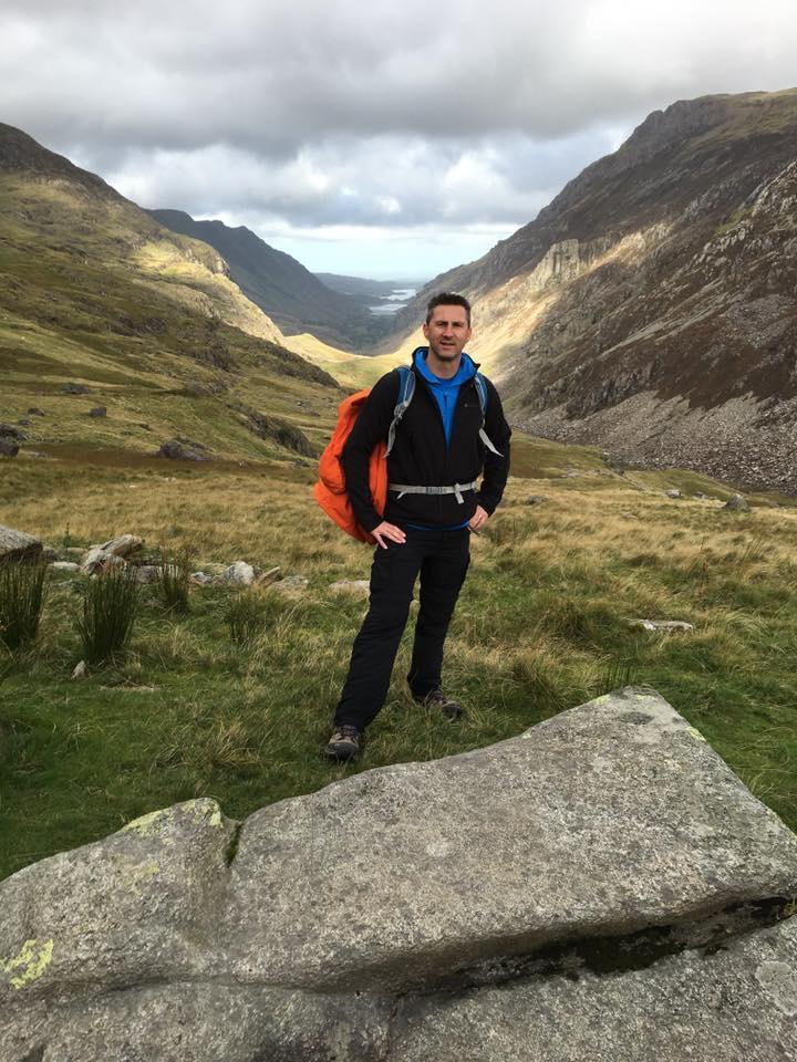 Manchester walking: Snowdonia