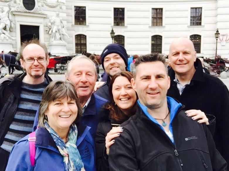 manchester group holidays vienna
