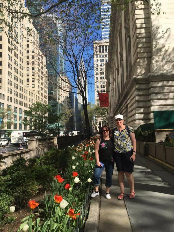 Manchester Group Holidays New York