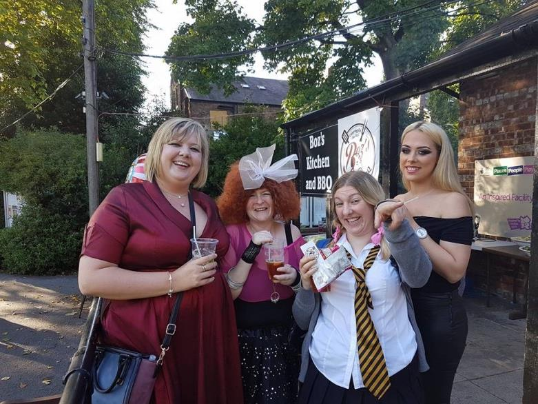 Things To Do In Manchester BBQ 2017