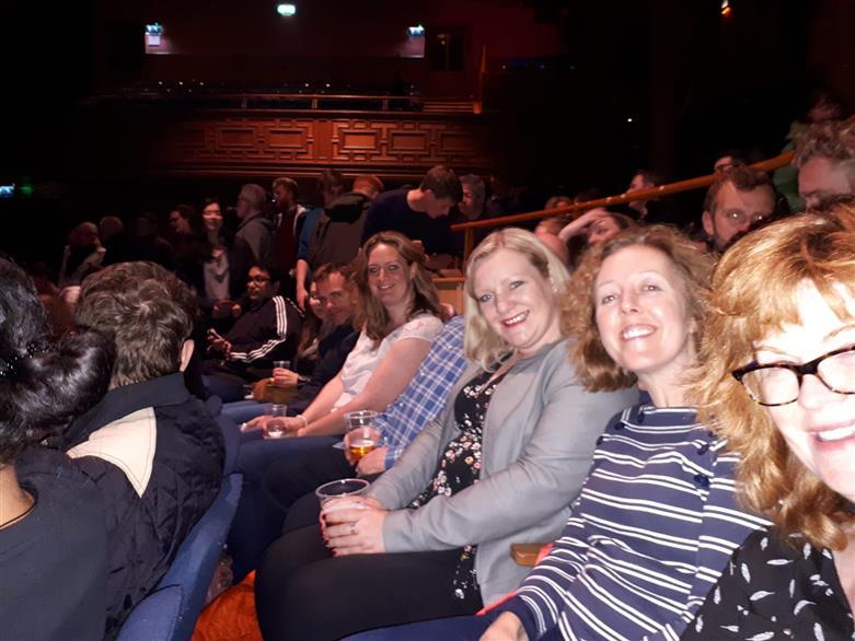 Edinburgh Fringe. Edinburgh Fringe 2018. 2