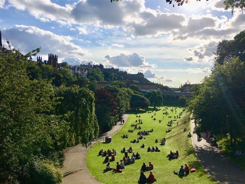 Edinburgh Fringe. Edinburgh Fringe 2018. 3