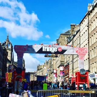 Edinburgh Fringe. Edinburgh Fringe 2018. 6