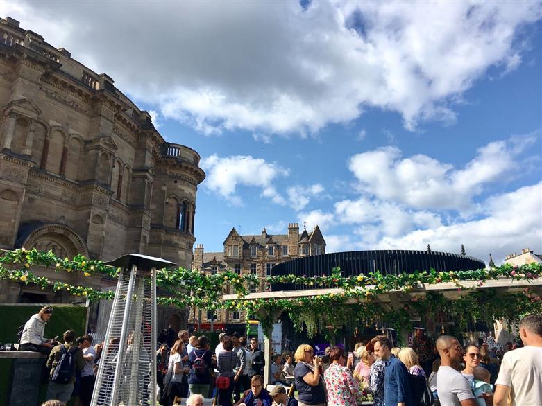 Edinburgh Fringe. Edinburgh Fringe 2018. 7